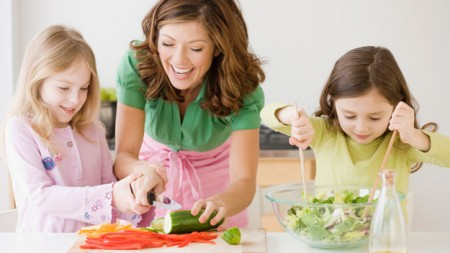 Healthy Eating Lifestyle in Children