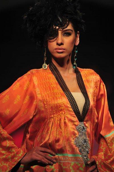 sobia nazir at pfdc fashion week 2 - Sobia Nazir Collection at PFDC Fashion Week
