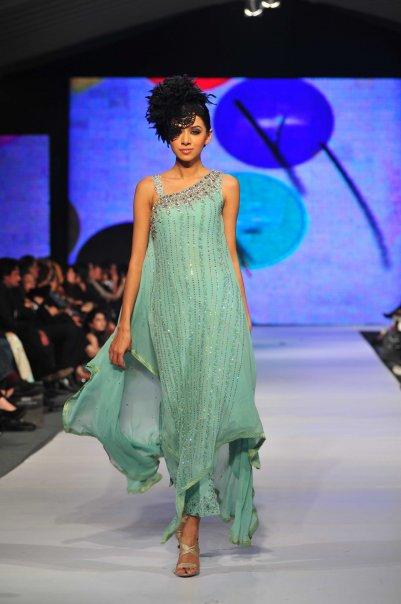 sobia nazir at pfdc fashion week 4 - Sobia Nazir Collection at PFDC Fashion Week