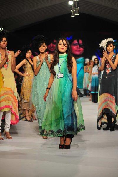 sobia nazir at pfdc fashion week 5 - Sobia Nazir Collection at PFDC Fashion Week