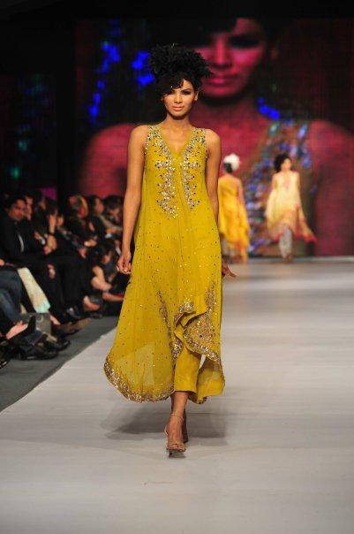 sobia nazir at pfdc fashion week 7 - Sobia Nazir Collection at PFDC Fashion Week