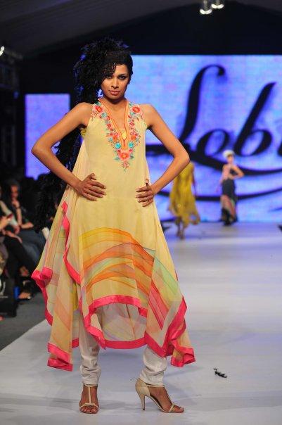 sobia nazir at pfdc fashion week 8 - Sobia Nazir Collection at PFDC Fashion Week