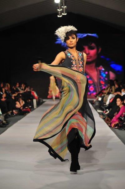sobia nazir at pfdc fashion week - Sobia Nazir Collection at PFDC Fashion Week