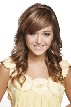 Girls Hair Style Tips For Medium Length Hair Styles  Rewaj  Women Lifestyle