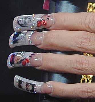 wacky nail Art 4