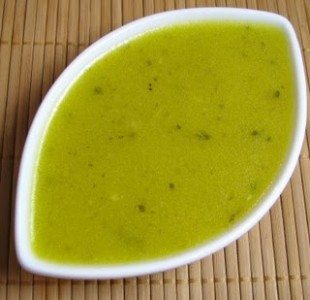 Lemon Garlic Dressing