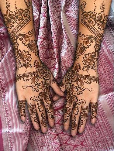 Mehndi Designs 2 Latest Mehndi Designs for Eid