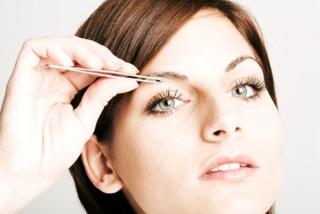 The art of arching your eyebrows