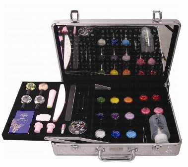 nail art kit is used to create artistic designs on your nails nail art