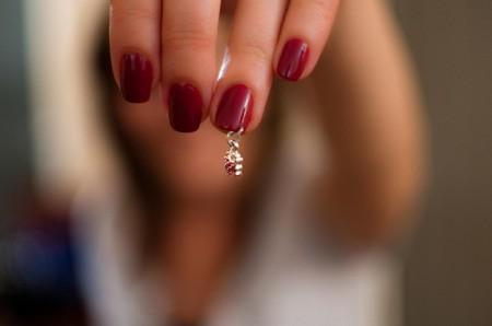 pierced fingernail