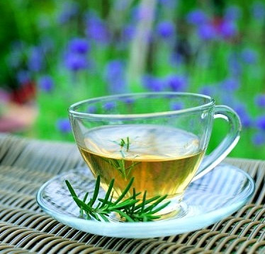 herbal tea for detox
