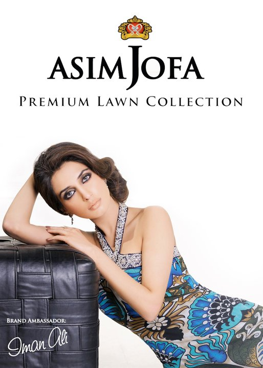 Asim Jofa Premium Lawn Collection 2011