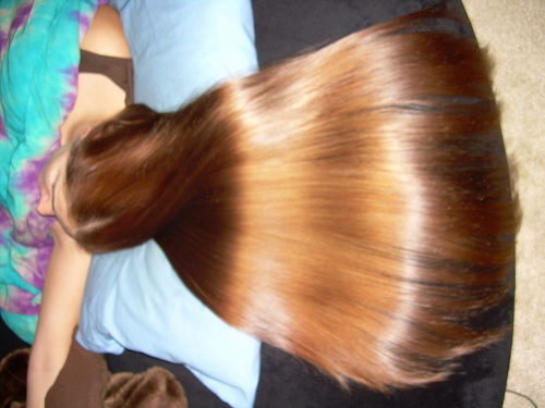 Long Healthy hairs