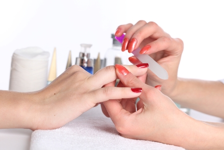 Salon Secrets for a Great Manicure