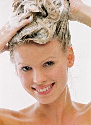egg shampoo healthy hair