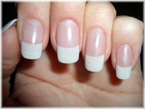 Silk Wrap Nails