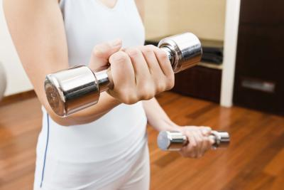 weight lifting exercises to reduce body fat