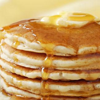 Making perfect pancakes