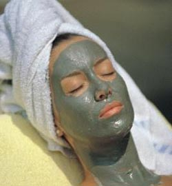Benefits of a facial mud masque: