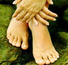 Give your Feet some Beauty Treats
