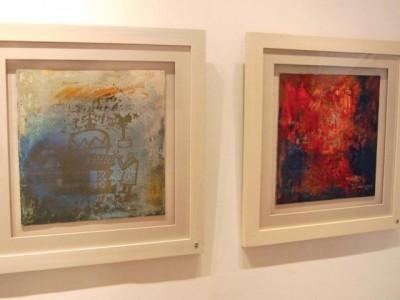 Mussarrat Nahid latest exhibition
