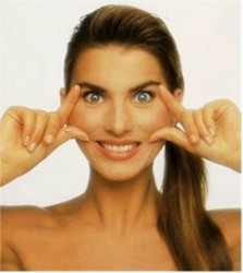 Facial Fitness Exercises