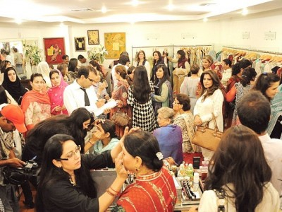 Labels Store launch in Faisalabad