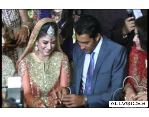 Tennis Star Aisam ul Haq engaged to Faha