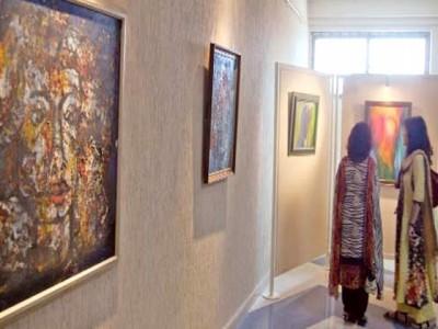 Exhibition: SAFAR – a creative journey of colours