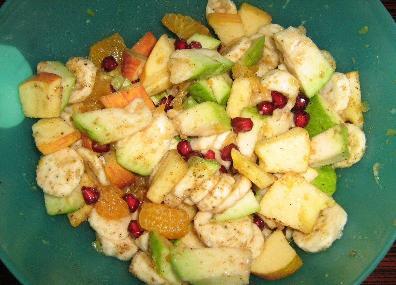 Mixed Fruit Chaat