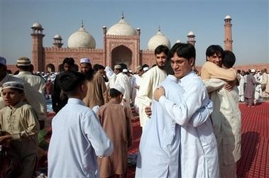 Pakistan Eid al Fitr