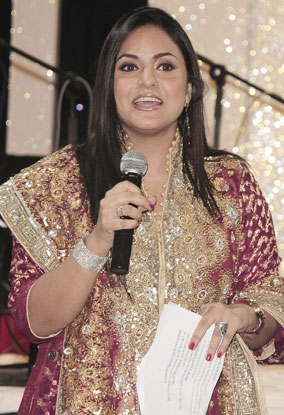 Nadia Khan Back on Duniya TV