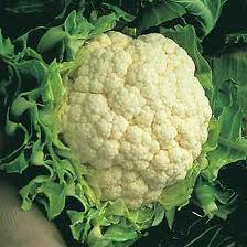 Cauliflower - Rich in Vitamin C