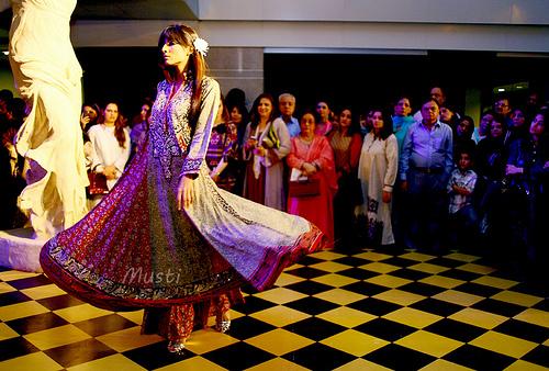 Pakistan  Fashion 2011