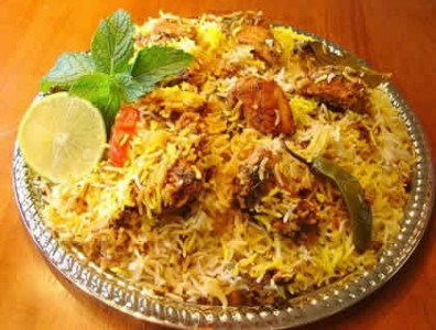 masalay dar Mutton Biryani