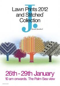 J. lawn prints Exibition 2012