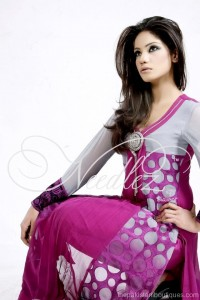 Needlez by Shalimar Pret Collection 2012