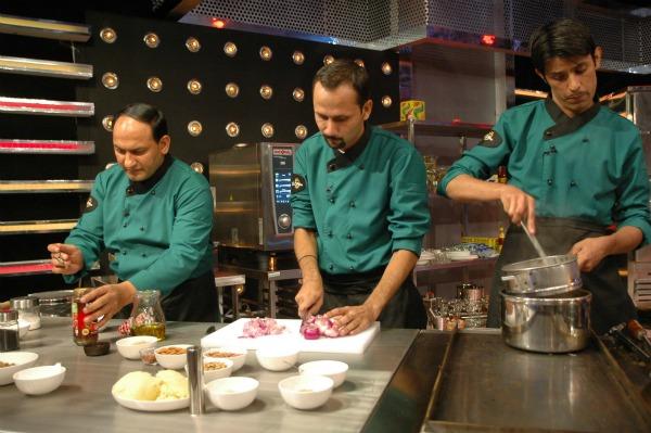 Pakistan chefs in Foodistan