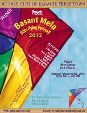 Rotary Club Frere Town Presents Kite Flying Festival
