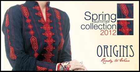 Origins Ready to Wear Spring Summer Collection 2012