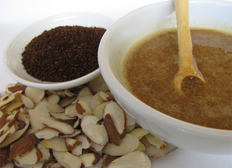 Almond Sugar Facial Scrub