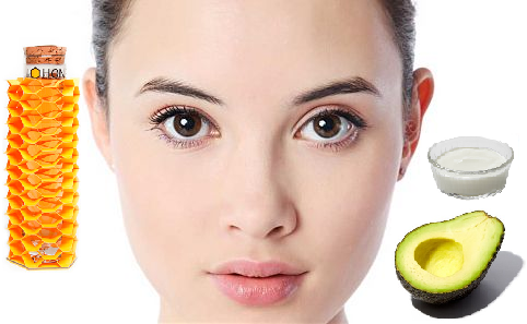 Avocado honey moisturizer for perfect skin