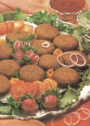 Chicken Shami Kebab recipe