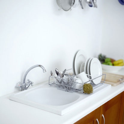 ... How To Clean The Kitchen Sink