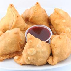 potato samosa aaloo k samosay iftar menu