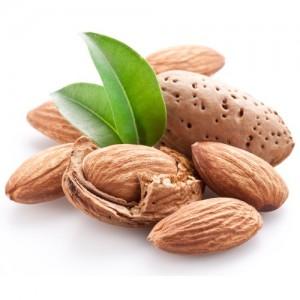 Almond cellulite scrub