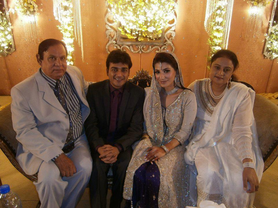 Azfar Ali Naveen waqar wedding picture