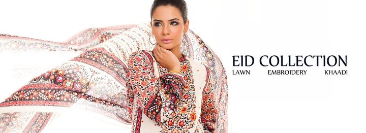 Eid Collection 2012 of Mausummery by Huma