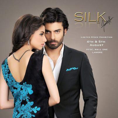 Fawad Khan SILK